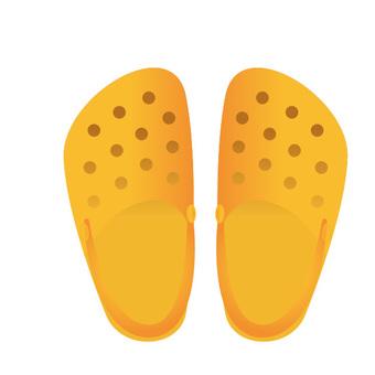 凉鞋(黄色)
