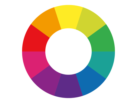 色相 環 図