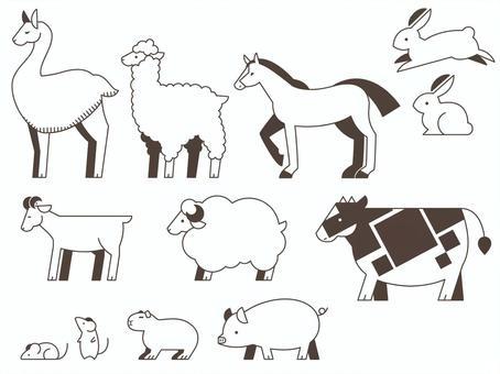 Animal class of Makiba