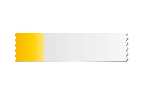 便签(黄色)
