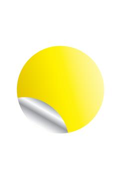 印(黄色)