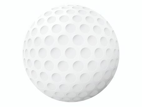 ボール イラスト ゴルフ