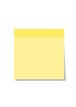 注意(黄色)