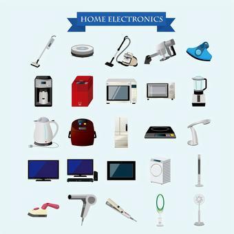 消费类电子产品的插图