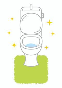 「トイレマット フリー素材」の画像検索結果