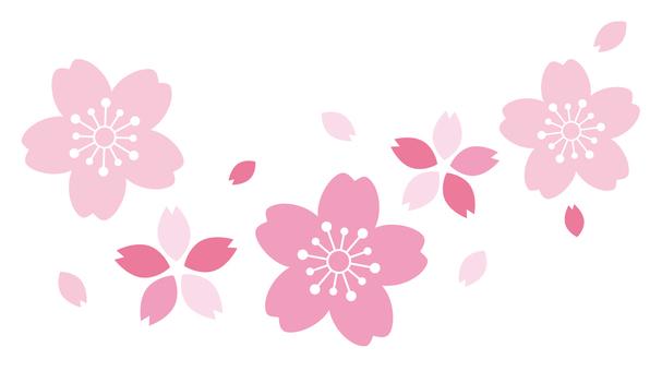 イラスト 無料 桜