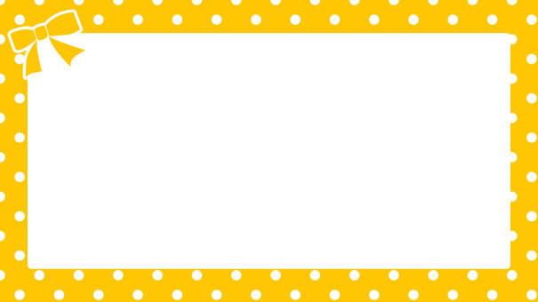 点框架 - 黄色