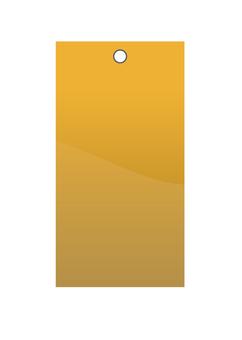 标签(黄)
