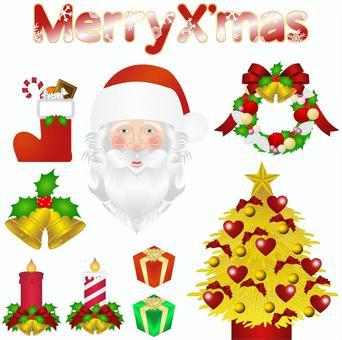 圣诞节材料集B