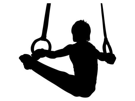 世界体操競技選手権イラスト/無料イラストなら「イラストAC」
