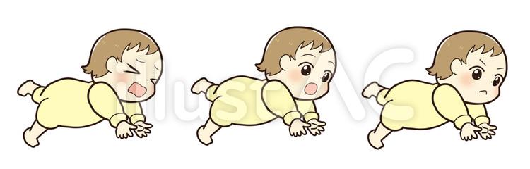 赤ちゃん 寝返り 練習
