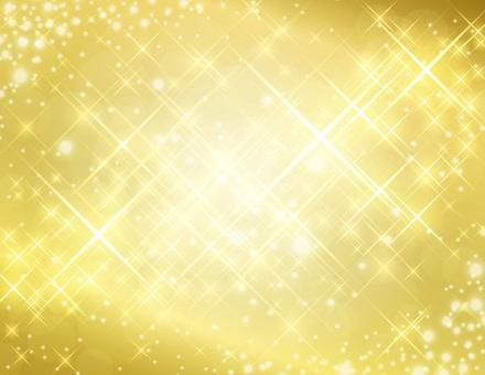 金色闪光_黑暗