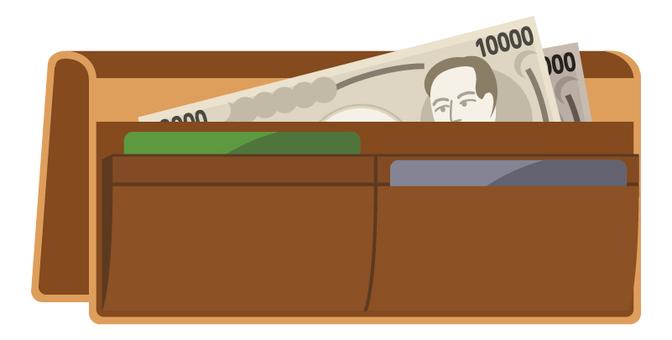 长钱包(棕色
