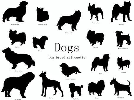 の 一覧 犬 種類
