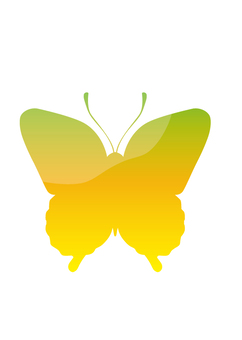 蝴蝶(黄色)
