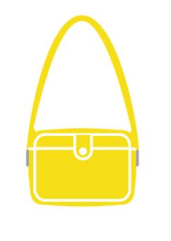 单肩包(黄色)