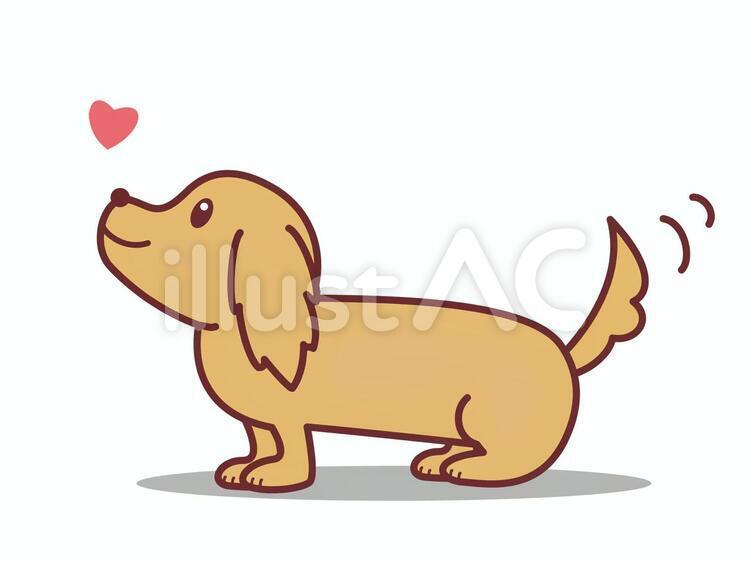 イラスト 犬
