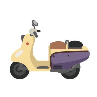 滑板车(黄)