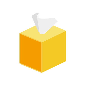 纸巾盒(黄色)