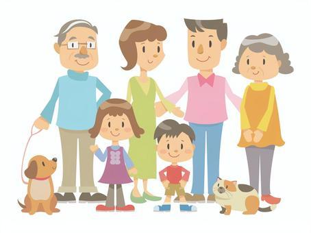 Family_three generations
