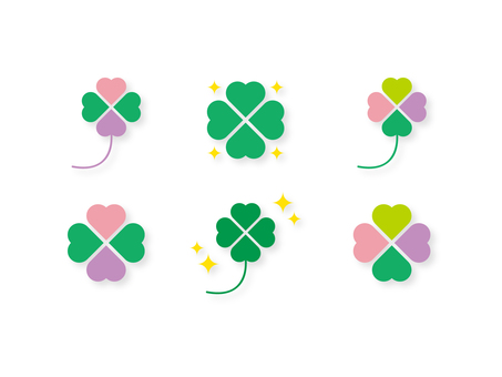 Simple icon (Clover)