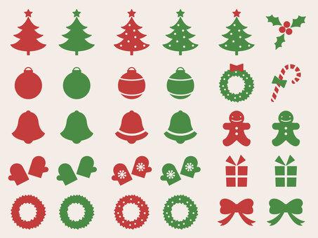 圣诞节材料集