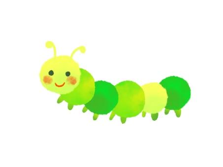 ユウタ 芋虫