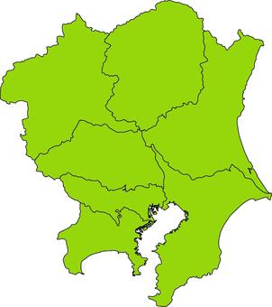 地図 東京 フリー 都