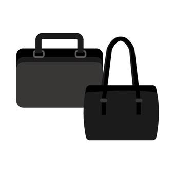 男人和女人的商务包