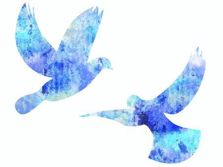 飛ぶ鳥イラスト/無料イラストなら「イラストAC」
