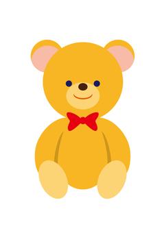 熊(黄色)