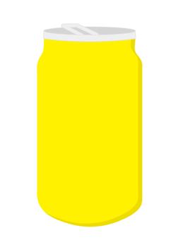 罐(黄色)