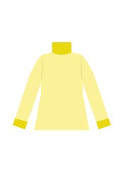 高领(黄色)