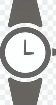 圓形錶盤手錶第1部分