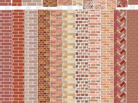 十一种砖模式