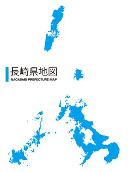 長崎縣_地圖