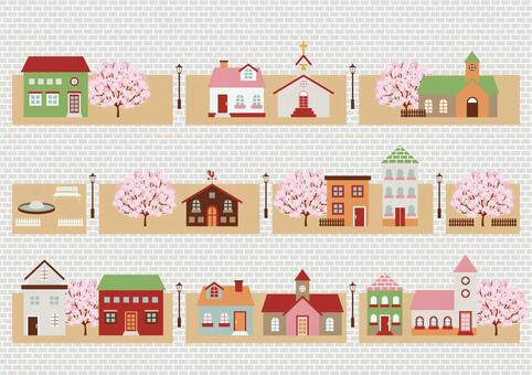 Cherry blossoms 125