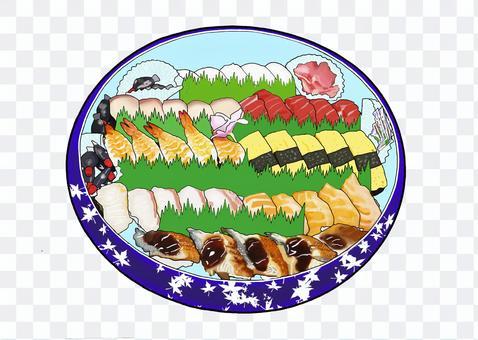 Nigiri壽司海槽