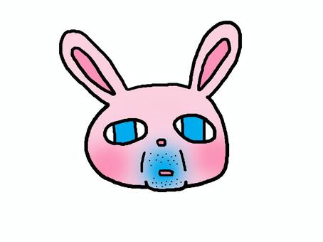 Old man rabbit