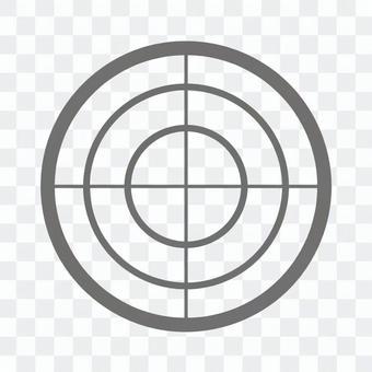 簡單的圖標位置