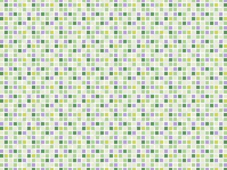 方形瓷磚背景003