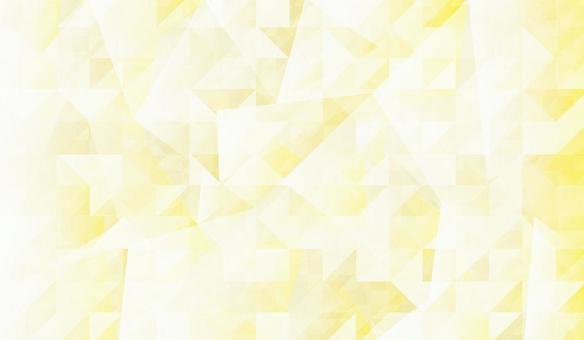 黃色分形設計