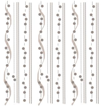 具有成熟線條和圓圈的時尚壁紙