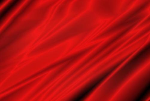 赤のサテン風背景