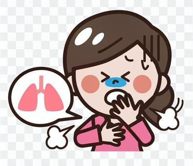 肺部引起咳嗽