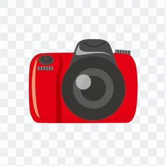 相機(紅)