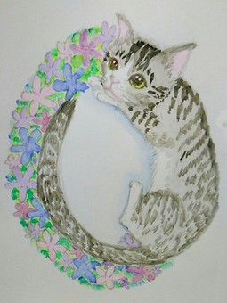 Cats and Flower Numbers 0