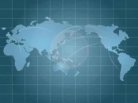網絡全球形象