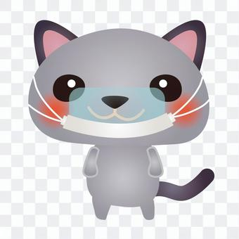 灰貓鼠標盾
