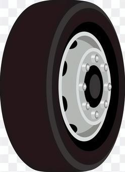 輪胎輪軌道